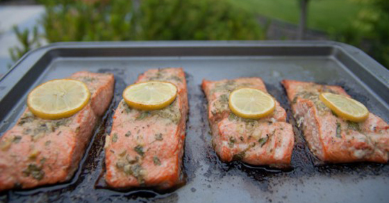 Delicious Wild Salmon Recipe To Treat Depression Or Seasonal Affective Disorder