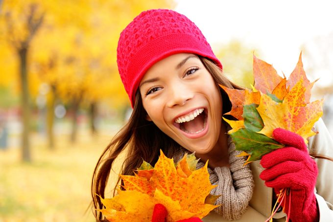Autumn Colours To Soothe Winter Blues