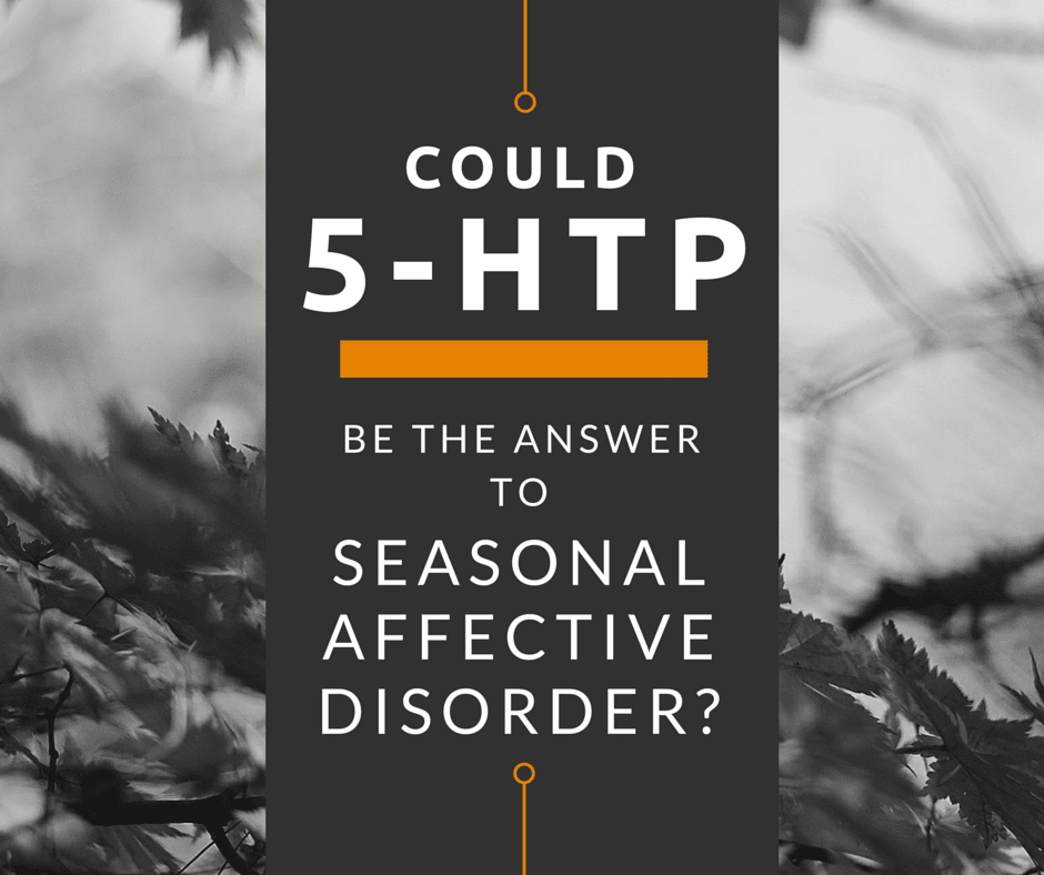 Could 5-HTP Be The Answer To Seasonal Affective Disorder?