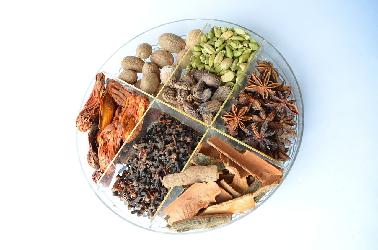 Spice Up Your Life – Spices And Herbs To Warm You Up: Spices