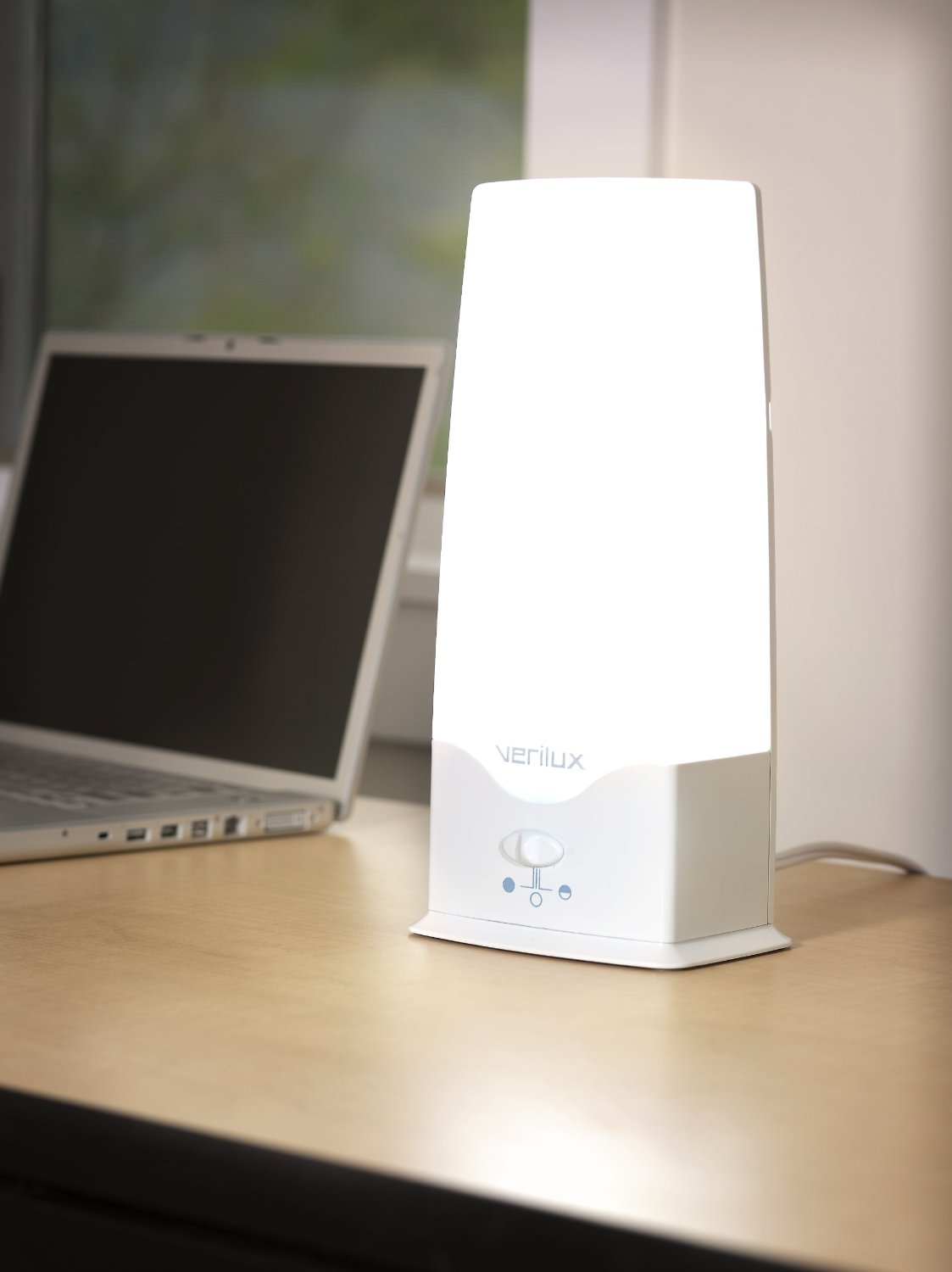 Product review: Verilux HappyLight Energy Lamp 5000